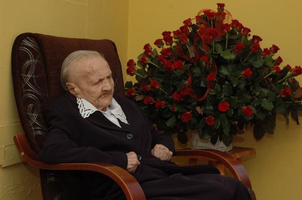 100 rocznica urodzin Pani Władysławy Parzyszek