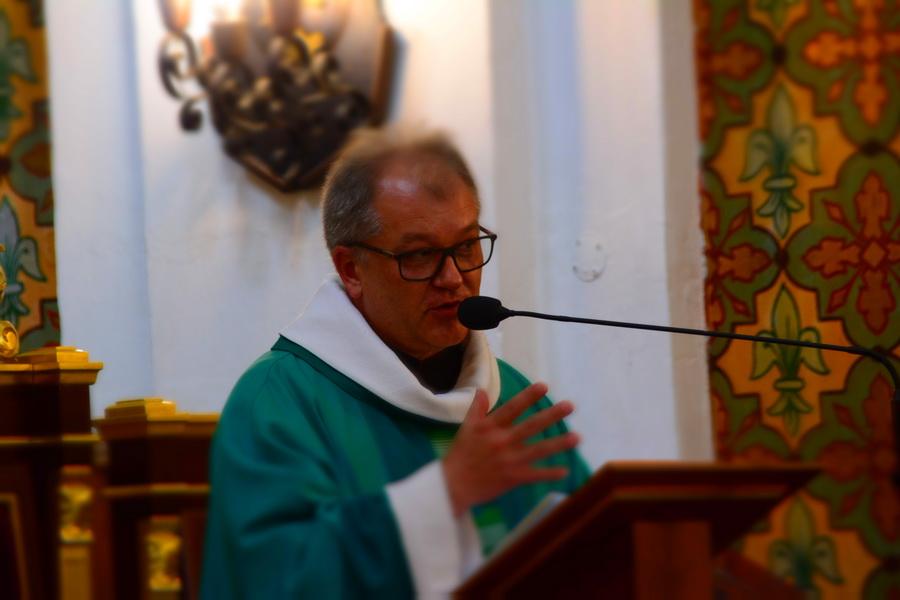 Srebrny Jubileusz Święceń Kapłańskich Ojca Andrzeja