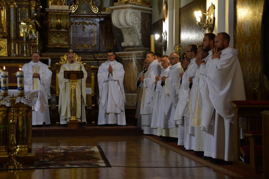 Dziecezjalne spotkanie popielgrzymkowe