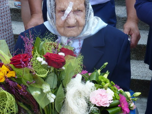 100-lecie Pani Reginy Siwek