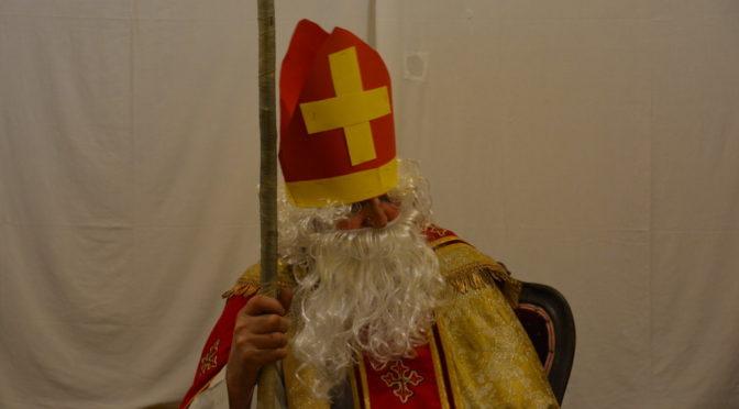 Spotkanie z św. Mikołajem