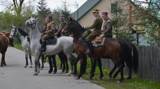 Święto 3 Pułku Strzelców Konnych w Kalinowym Dole