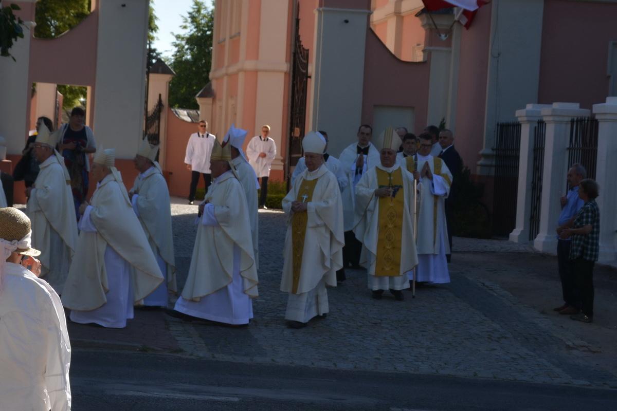 Jubileusz 200-lecia diecezji – uroczystości w Janowie Podlaskim