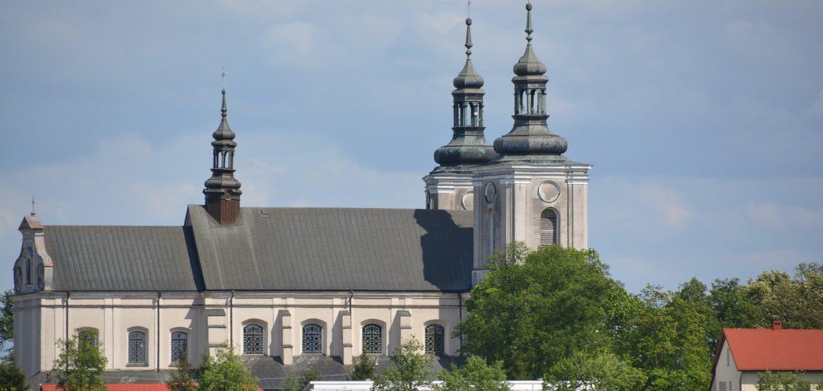 Klasztor OO. Karmelitów w Woli Gułowskiej