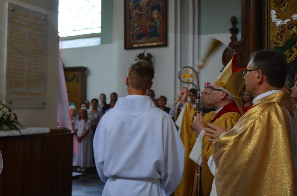 Uroczystości Jubileuszowe 150-lecia parafii