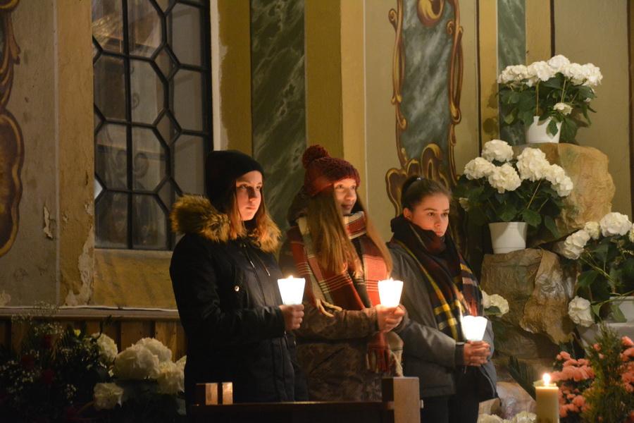 Adoracja Młodzieżowej Grupy Apostolskiej