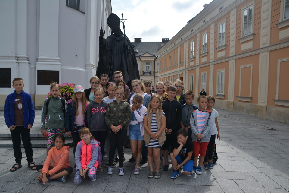 Wakacje z Bogiem w Spytkowicach